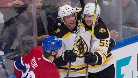 Short-handed goal from Schaller caps Bruins comeback over Habs https://t.co/VLOUdvzZby https://t.co/ylNv8JohOb