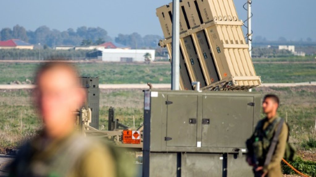 Israel gets first joint US military base