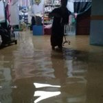Heavy rains trigger flash floods in Alor Gajah, Jasin