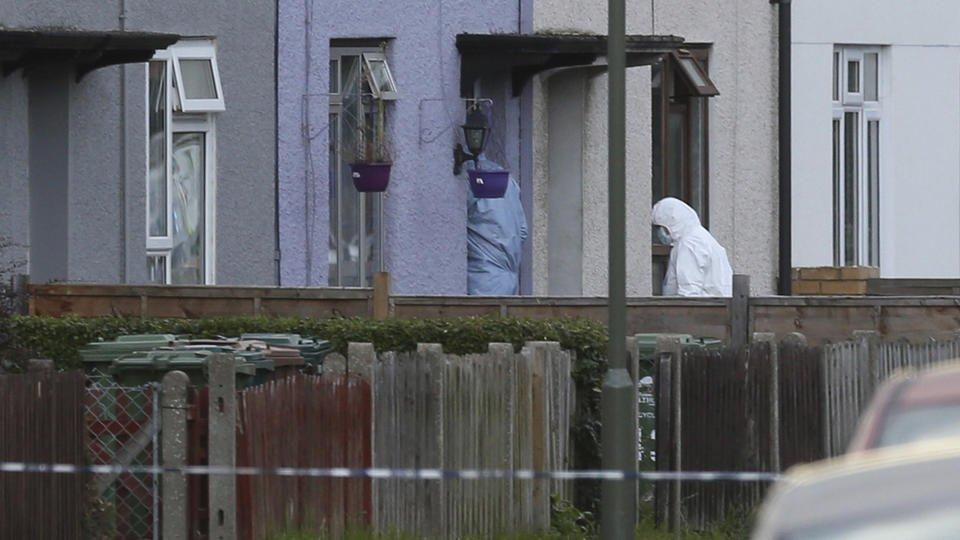 UK lowers terror threat level as subway bomb probe advances