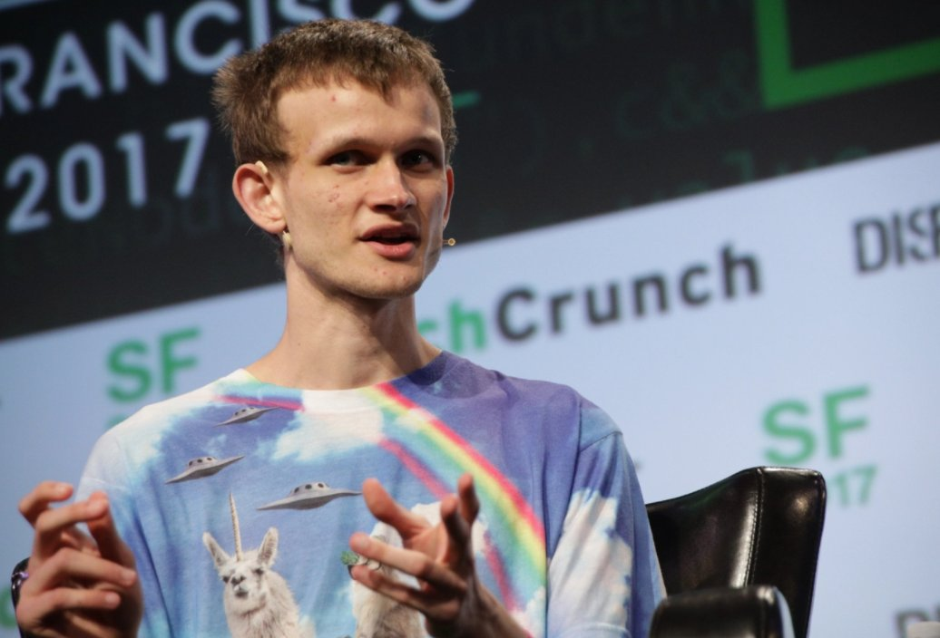 Vitalik Buterin explains Ethereum in his own words at Disrupt SF https://t.co/lnb4PWVarP #TCDisrupt https://t.co/FYeMqtRYtB