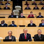 World leaders anxious to hear Trump as UN assembly kicks off