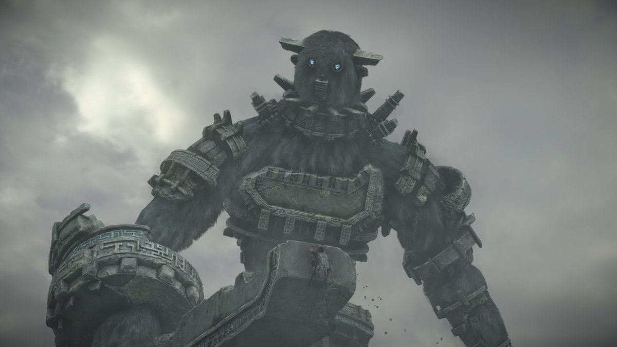 Le remake de Shadow of the Colossus sera disponible en 2018 en exclusi...