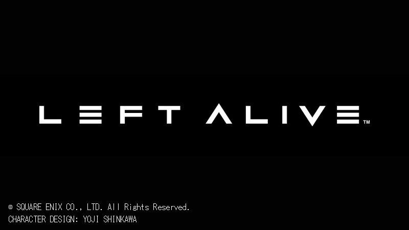 #2017PSカンファレンス |(株)スクウェア・エニックス、PS4®『LEFT ALIVE』2018年発売予定、新映像を公開! https...