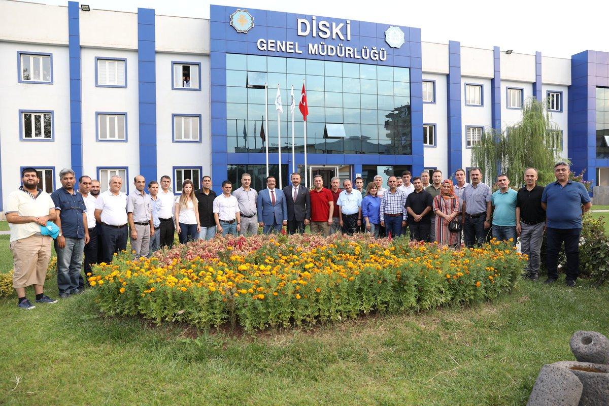 RT @diyarbakirbld: Başkan Atilla'dan DİSKİ'ye Ziyaret Ayrıntılar için: https://t.co/cEADLch4C4  #Diyarbakır #Diski https://t.co/P1hnv4NxKw
