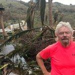 Richard Branson warns Hurricane Maria will bring 'even more catastrophic damage' to British Virgin Islands