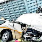 Ex-minister loses five family members in road accident