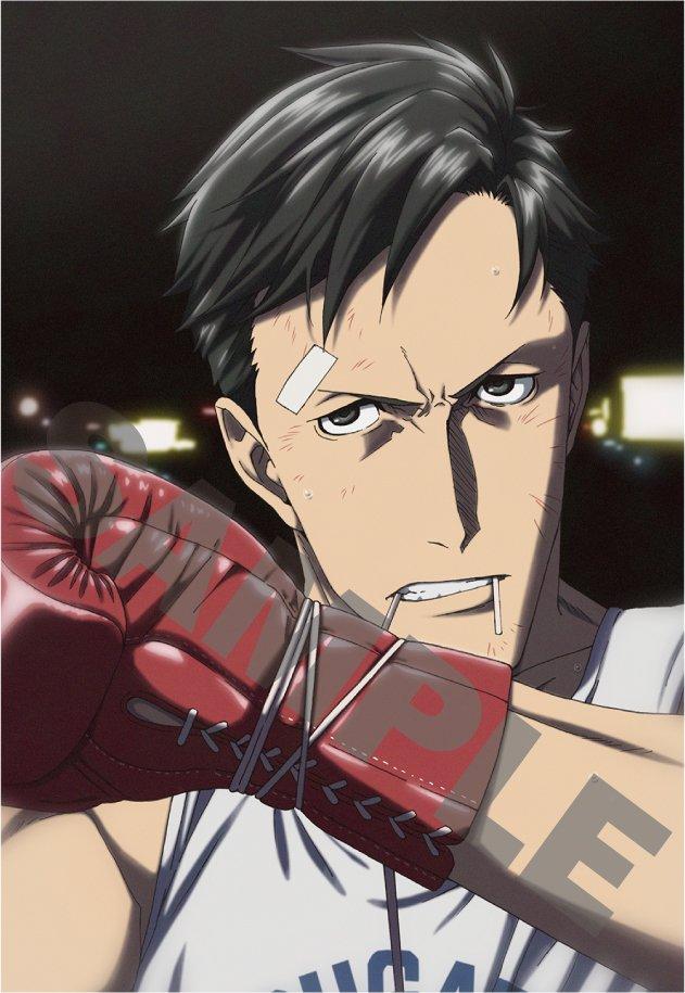 ジョーカー・ゲームフェアのために矢萩利幸氏が描き下ろした「Extra-illustration」を当ツイッターにて順次公