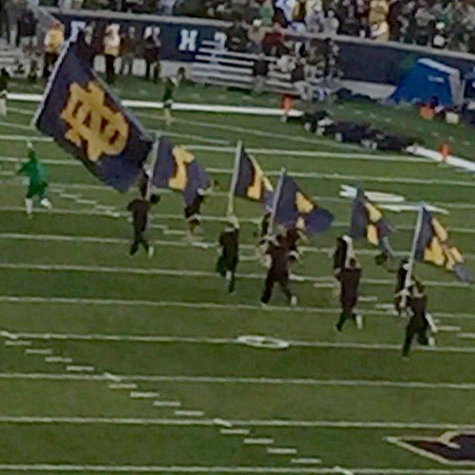 "#Irish #Fighting Irish #Flag Flying Spirit Go #Notre Dame #""We Just Like People Who Fly Flags"" #South Bend Fan Spi… https://t.co/jDfAkcSNht https://t.co/mn1HuRtPRi"