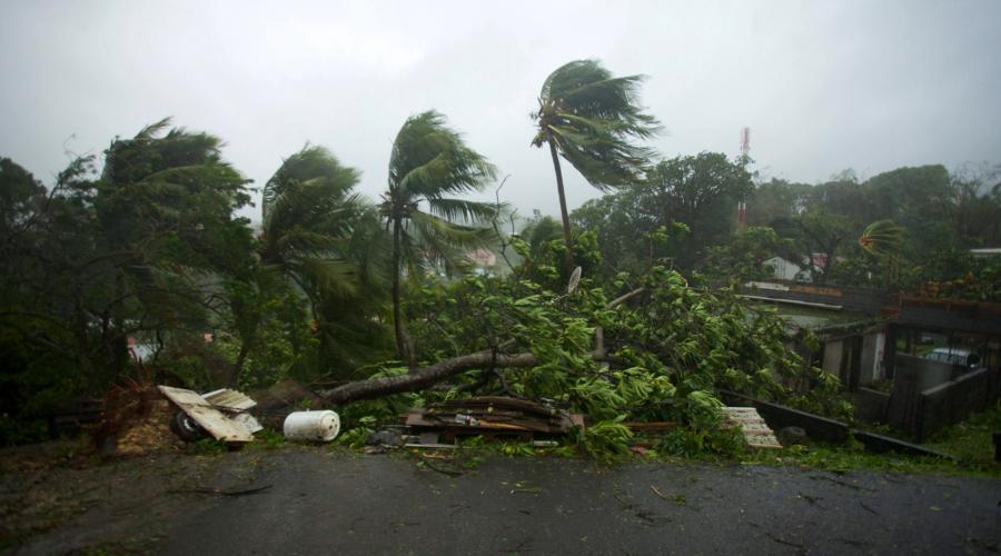 DIRECT. Ouragan Maria : un « impact important » aux Saintes et à Marie-Galante