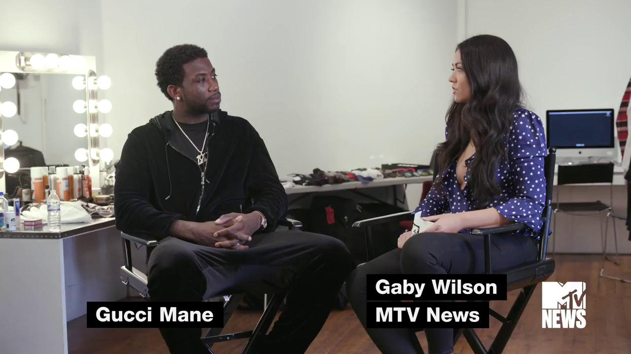 .@gucci1017 sits down with @GabrielleWilson to talk about his autobiography. https://t.co/UdG7xjR1Cn