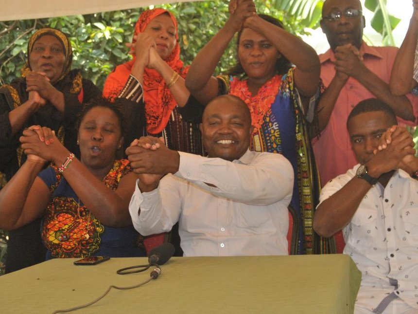 Jubilee supporters in Kilifi want Mung'aro out for 'failing Uhuru'