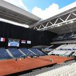 La finale de la Coupe Davis chasse le rugby sans ménagement de Lille