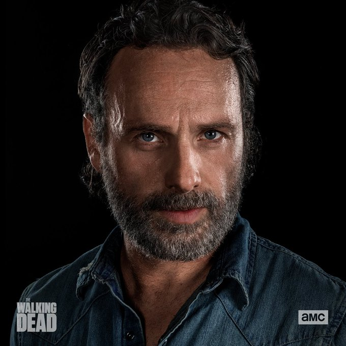 HAPPY BIRTHDAY to Andrew Lincoln a.k.a. \Rick Grimes\ in aMC\s TWD.