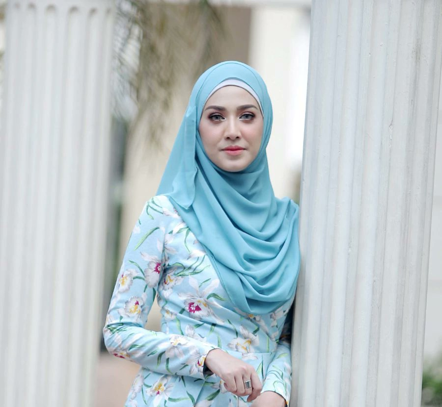 Yes, It's me in the viral video - Fathia Latiff