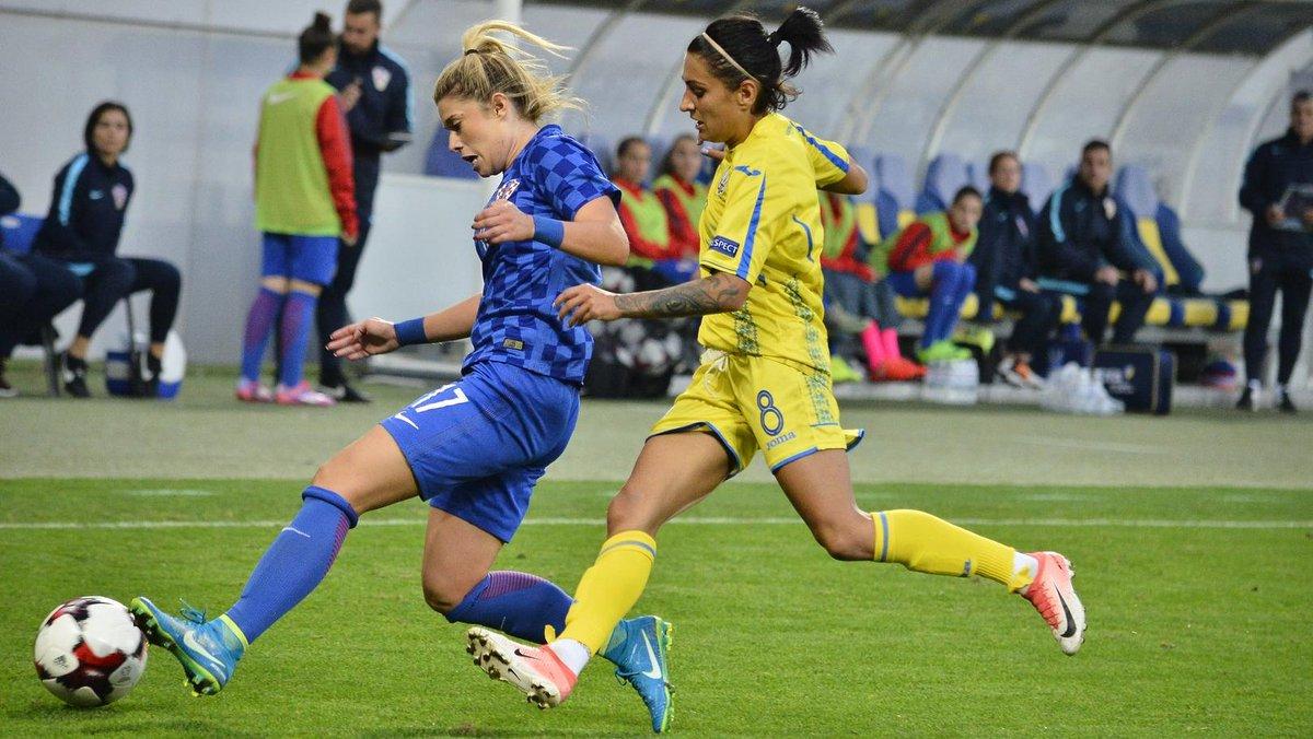 test Twitter Media - 5⃣hours to go ➡️#Croatia women face Sweden in @FIFAWWC qualifier in Varaždin 📺Live on @HNTVofficial (18:00) 🇭🇷Good luck! #BeProud #FIFAWWC https://t.co/dYMZJNkP1g