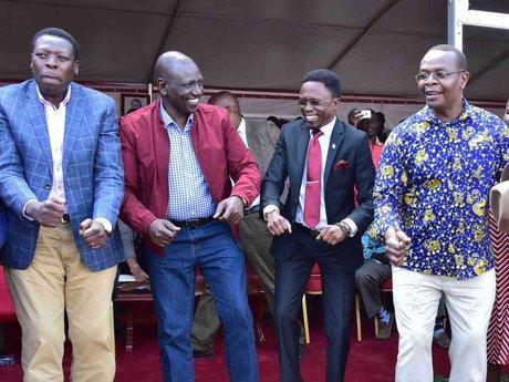 Otuoma's Jubilee move stomach-driven, no Uhuru votes in Busia - Rasanga