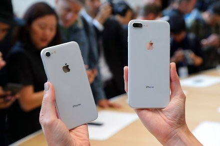"""""""The iPhone 8: A Worthy Refinement Before the Next Generation"""" by FARHAD MANJOO via NYT https://t.co/yk18HqymTG https://t.co/i6ZcHEMEXv"""