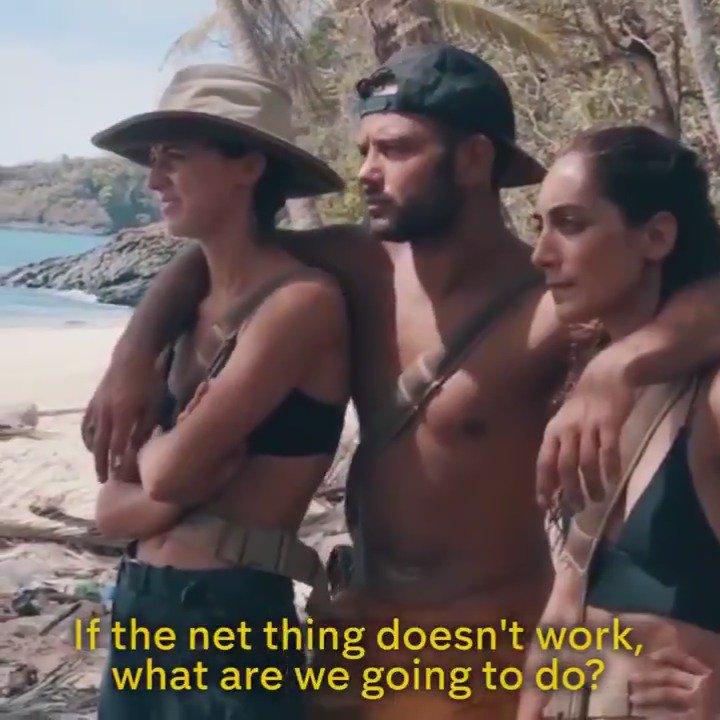 Have the celebs finally started to thrive on #CelebrityIsland?  Tonig...