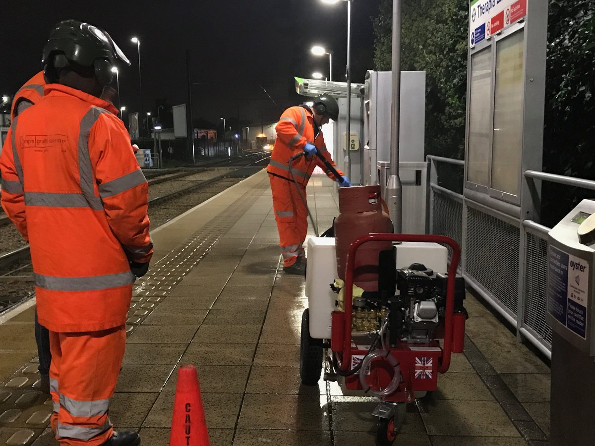 test Twitter Media - Late night demo of the new LPG powered @DemonPressure  Mini Bowser Pressure Washer. email ross@cleaning-warehouse.co.uk to book your demo. https://t.co/RiBdtPad7D