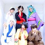 【cosplay】鬼灯/の/冷徹 *.アニメ2期放送記念併せ.*・゜ photo:セイヤさん    ずーっと大好きな作品