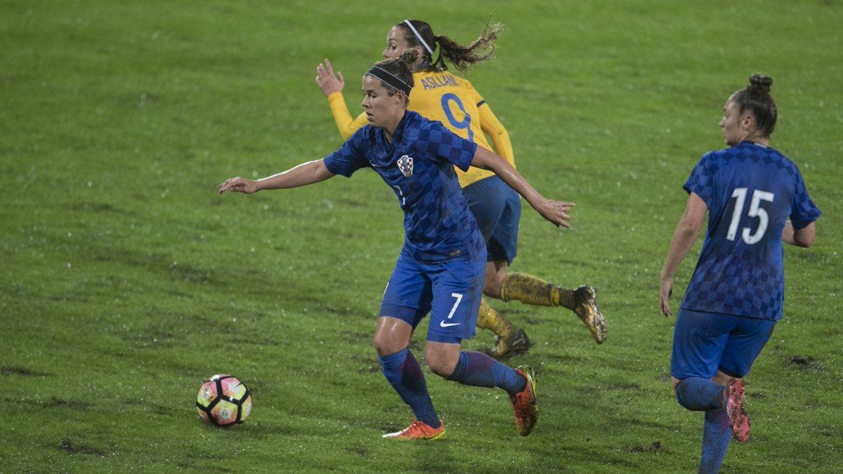 test Twitter Media - Izvještaj i fotografije iz Varaždina s utakmice ženskih reprezentacija Hrvatske i Švedske: https://t.co/uxlbeF96Jx #BudiPonosan https://t.co/AN25MLzsgK