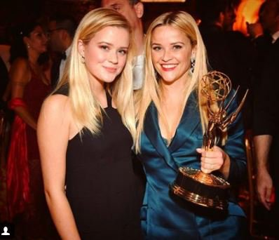 'I'm not her': Reese Witherspoon's daughter mistaken for her at Emmys party