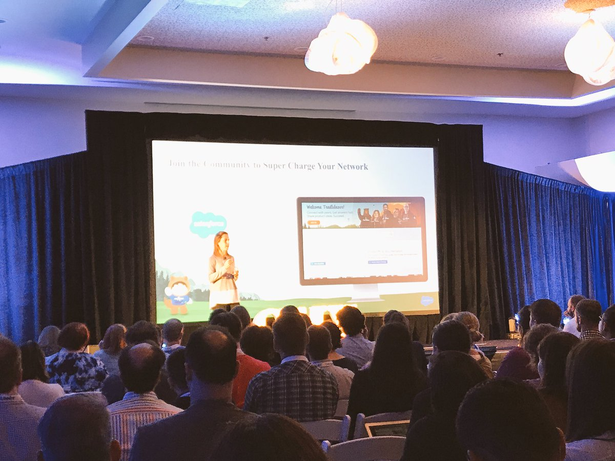 Nice job @ericakuhl at #CMXSummit https://t.co/Un45RuivOS