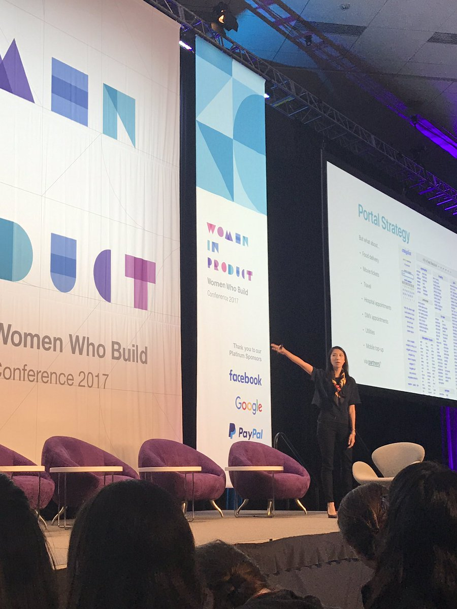 """App as an operating system is the unique key to engagement and mindshare"" - Connie Chan, CZI #WIP2017 https://t.co/eab74ftgtF"