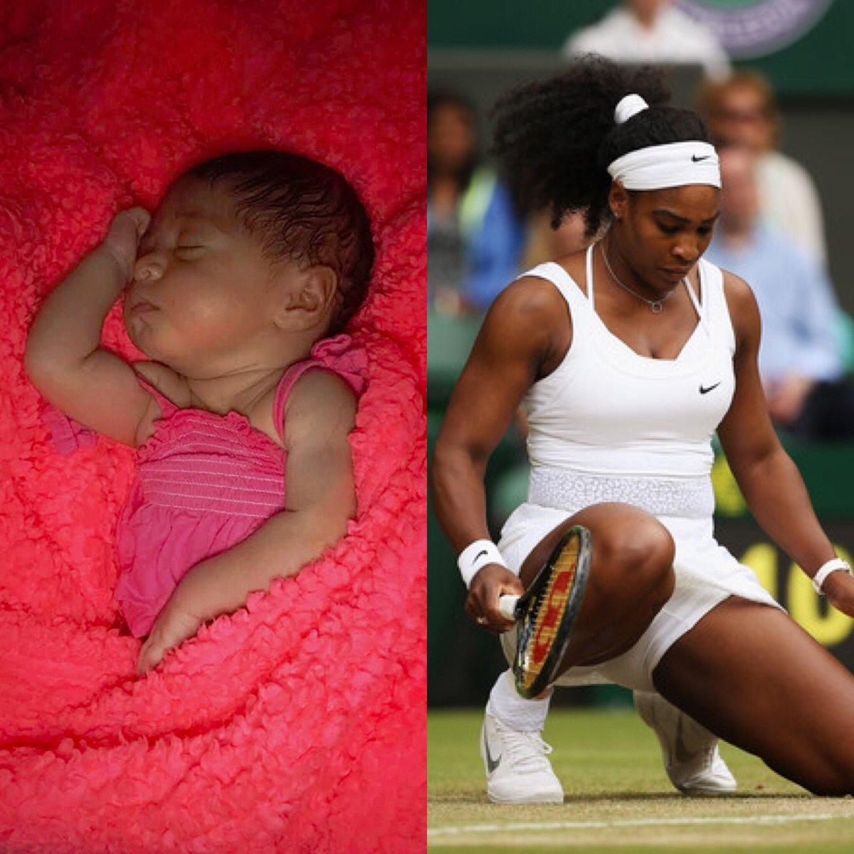 RT @serenawilliams: Letter to my mom.  https://t.co/a9AmhMjrGv https://t.co/TKCH4CLxat