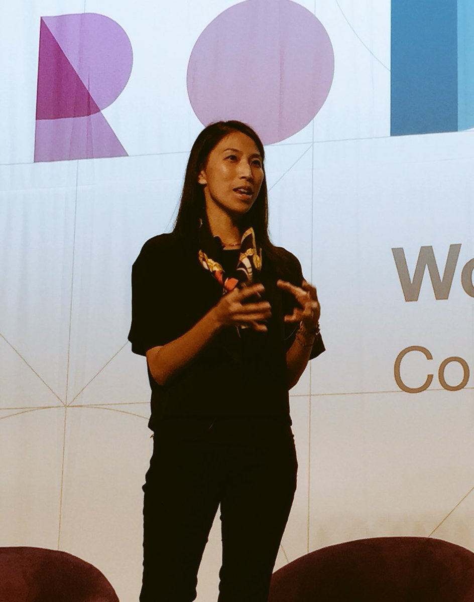 """@WeChatApp: the one app to rule them all."" Super apps with Connie Chan #WIP2017 @womenpm #WomenWhoBuild https://t.co/quix2pVfPB"