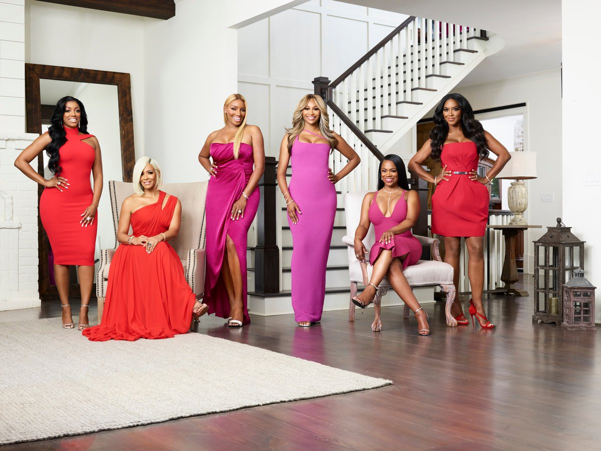 A perfect cast! Looks like this is the first year I'll be watching #RHOA religiously since the days of S5/6 🍑🍑🍑 https://t.co/fPapo0Gbu1