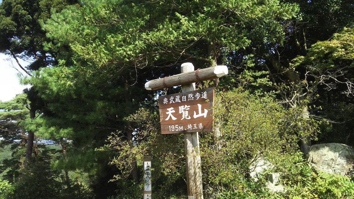 今日は飯能ヤマノススメ聖地巡礼&天覧山登頂して、のんのんびよりの学校行って、ヤバい旅館の風呂に入って、ニッチツ鉱