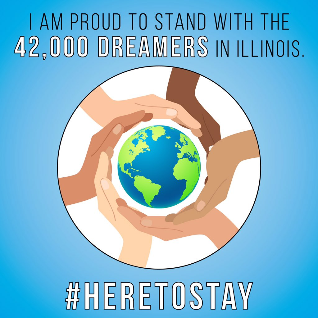 test Twitter Media - Join me in calling on Congress to protect Illinois' 42,000 Dreamers. #HereToStay https://t.co/RkAVcc1MYt