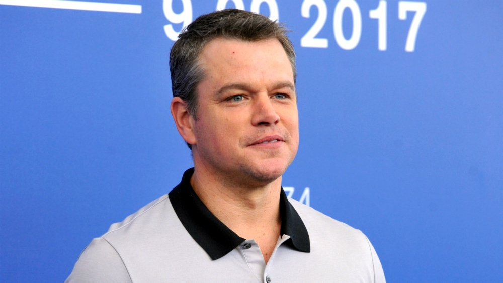 "Matt Damon to star as con-man doctor in drama ""Charlatan"" (EXCLUSIVE)"