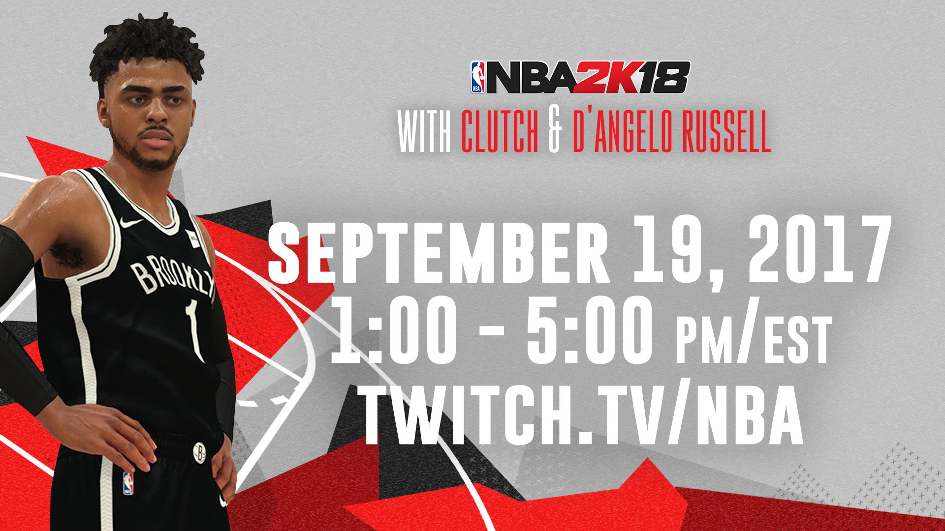 Join us starting at 1pm/et today on https://t.co/DEWs5XHyKl as we get started with @NBA2K! https://t.co/bWFZMNgaLQ