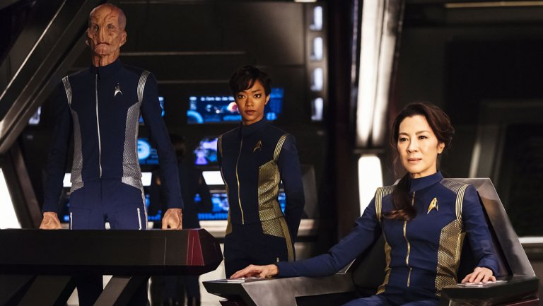 StarTrekDiscovery Primer: A Character Guide to the CBS All Access Drama