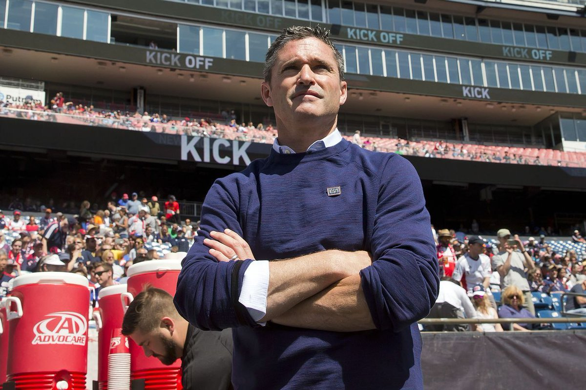 Around The Forest: New England Revolution part ways with Jay Heaps #RCTID https://t.co/oIvDoHsI8d https://t.co/fgV1nQ1Bu2