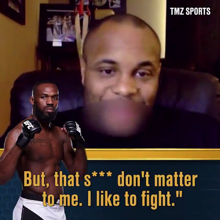 Daniel Cormier would be down for a third fight with Jon Jones...under certain conditions. https://t.co/kepFyZq88p