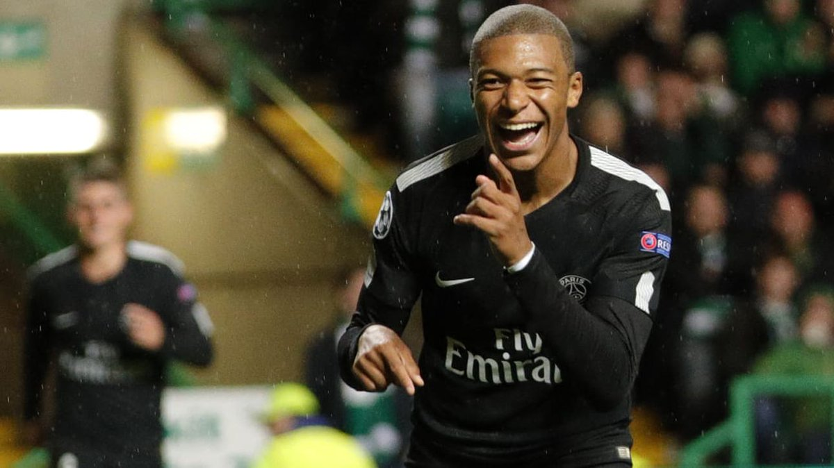 Congratulations to @KMbappe on his nomination for the Golden Boy award!! 👏👏💪💪 https://t.co/ArZXKMT3eR