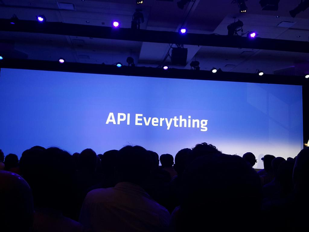 Good advice in general, but terraform enterprise now api first architecture! #HashiConf https://t.co/IJSTRhcakF