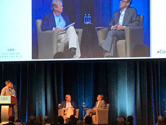 #CEDTVC @johndoerr says Execution is everything https://t.co/aqfqgUHAKb