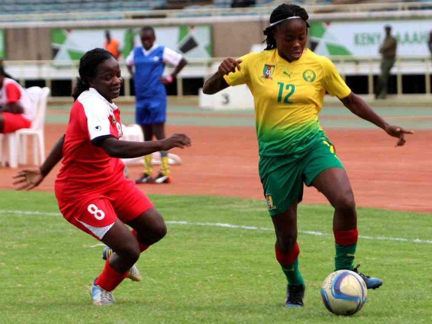 Starlets beat Swaziland, face Zimbabwe next