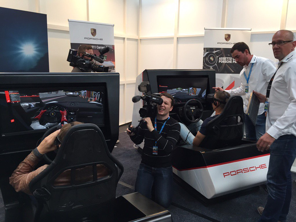 test Twitter Media - D-BOX was at the Sim Racing Expo at the Nurburgring this week-end with partner Vischers Communication #simexpo2017 https://t.co/BqmO0d1LRJ
