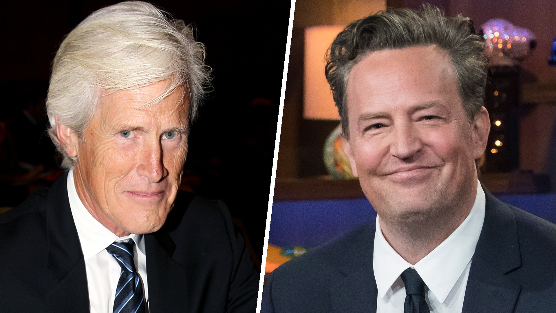 Keith Morrison dishes on being Matthew Perry's stepdad https://t.co/zYO8Nz23aj https://t.co/tOr322CVAQ