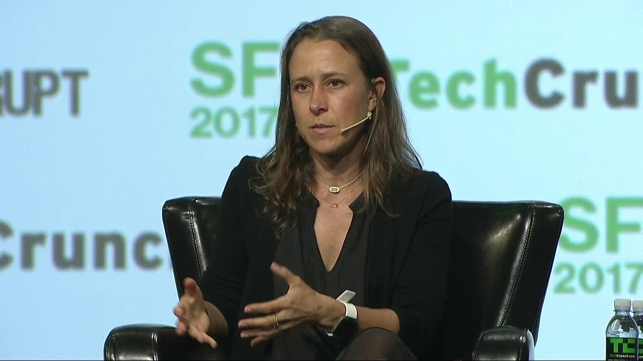 Anne Wojcicki of 23andMe on what happens when insurance gets involved with your genetic tests #TCDisrupt https://t.co/2hyzhkEcIo