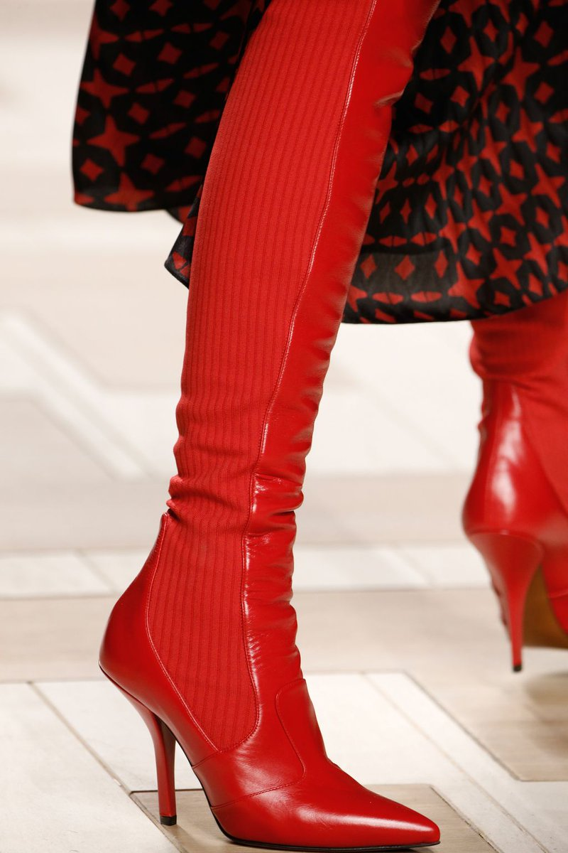 Infuse some sass into your everyday routine with #FendiFW17 Rockoko boots. Find your pair on https://t.co/LPxAHLEljy https://t.co/bOUwrQNyE1