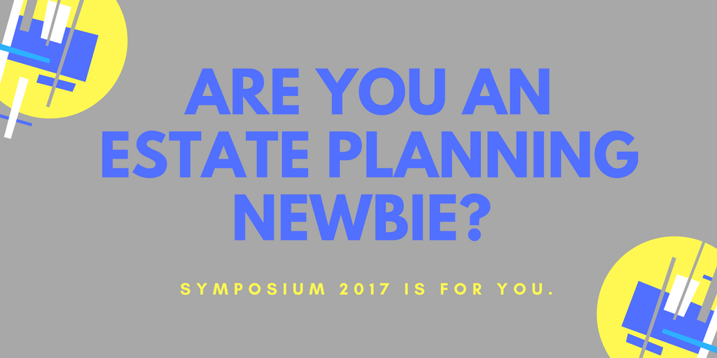 test Twitter Media - If you're hesitant about getting started with #estateplanning, join us for these courses at #Symposium2017. https://t.co/Y76j2lpetd https://t.co/7c6Knr69EA