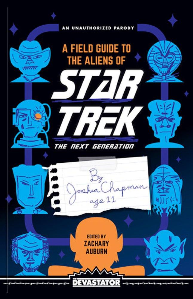 Retro Alien 'Field Guide' Profiles 'Star Trek: The Next Generation' Creatures https://t.co/slfFpIE0Zg https://t.co/pYm0Gb5XBp
