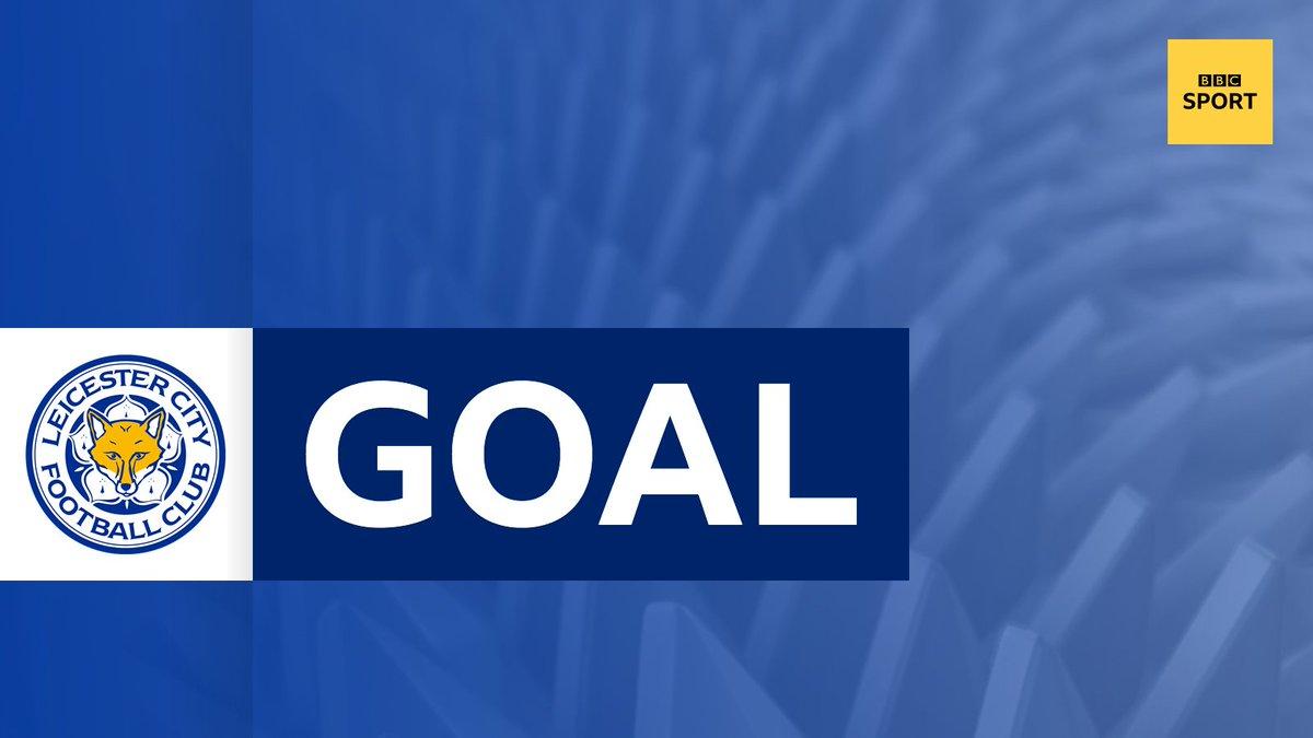Okazaki's strike has put Leicester City 1-0 up v Liverpool. Live http...
